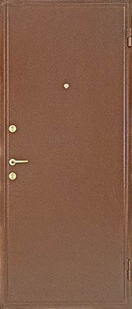 Бронедвери Молотковая покраска. No.1