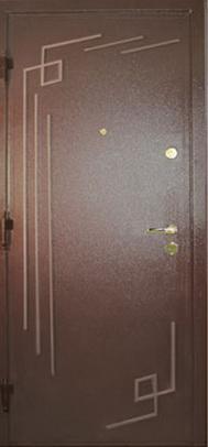 Бронедвери Молотковая покраска. No.2