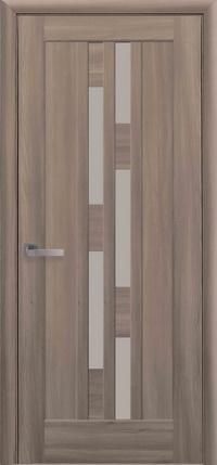 Межкомнатная ламинированная дверь  Лаура