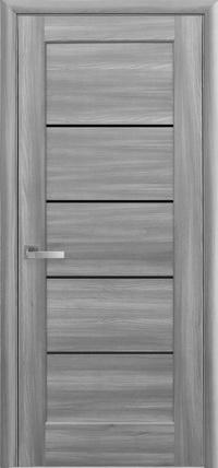 Межкомнатная ламинированная дверь  Мира BLK
