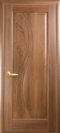Межкомнатная ламинированная дверь  Эскада ГР