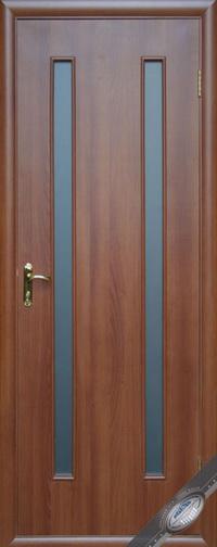 Межкомнатная ламинированная дверь  Квадра Вера