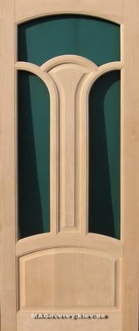Двери из массива Сосны  Модель 9