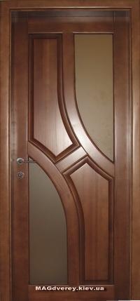 Двери из массива Сосны  Модель 15