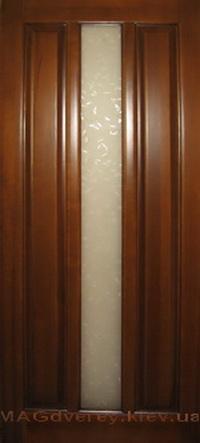 Двери из массива Сосны  Модель 16