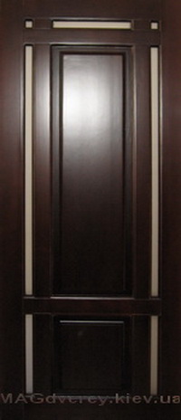 Двери из массива Сосны  Модель 22