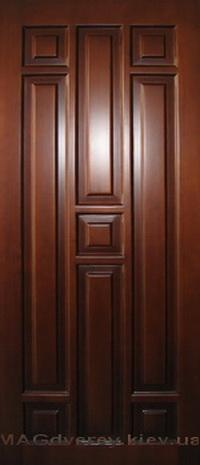 Двери из массива Сосны  Модель 18