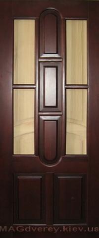 Двери из массива Сосны  Модель 19