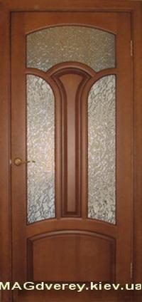 Двери из массива Сосны  Модель 23