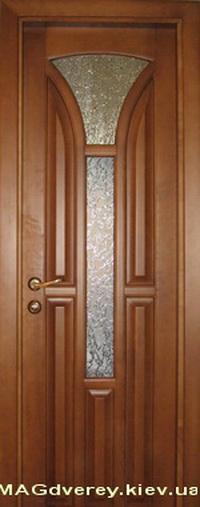 Двери из массива Сосны  Модель 21