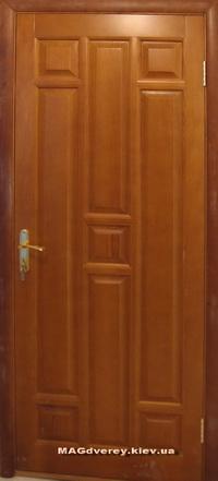 Двери из массива Сосны  Модель 20