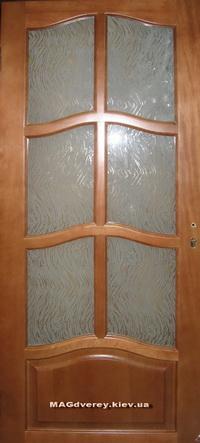 Двери из массива Сосны  Модель 11