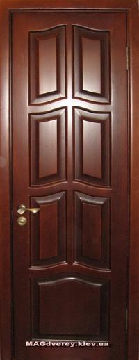 Двери из массива Сосны  Модель 10