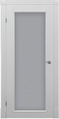 Межкомнатная шпонированная дверь Флоренция ПОО