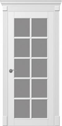 Межкомнатная шпонированная дверь Ницца ПОО