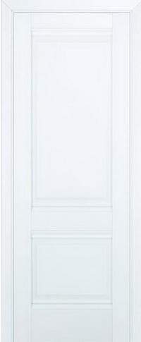 Межкомнатная шпонированная дверь VC-01 Blanco